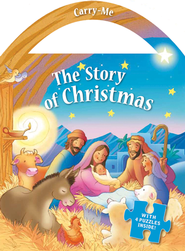 The Story of Christmas  -              By: Michael Berghof