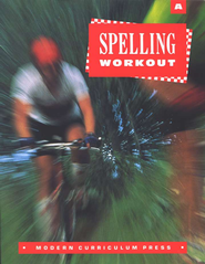 MCP Spelling Workout Level A (Gr. 1) Student Workbook   -