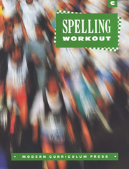 MCP Spelling Workout Level C (Gr. 3) Student Workbook   -