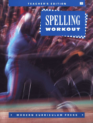 MCP Spelling Workout Level B (Gr. 2) Teacher's Edition   -