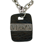 Men's Witness Necklace  -