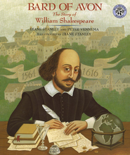 Bard of Avon: The Story of William Shakespeare   -              By: Diane Stanley