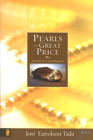 Pearls of Great Price: 366 Daily Devotional Readings  -     By: Joni Eareckson Tada