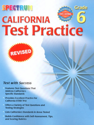 California Test Practice--Grade 6   -