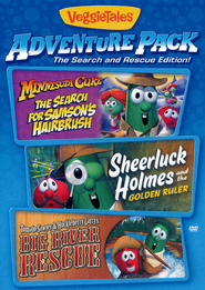Adventure Pack Triple Feature   -