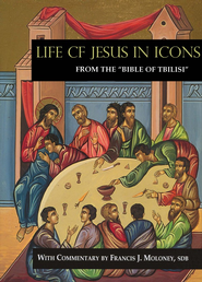 Life of Jesus in Icons: From the Bible of Tbilisi  -     By: Francis J. Moloney