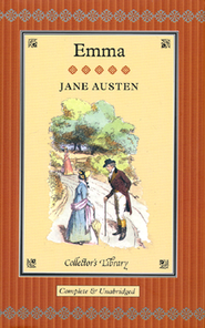 Emma  -     By: Jane Austen