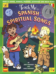 Spanish Spiritual Songs CD                   -