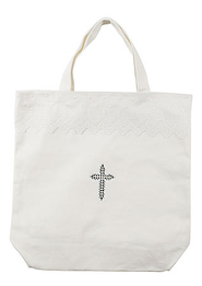 Cross Tote Bag  -