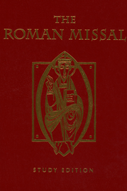 The Roman Missal: Study Edition  -