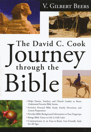 The David C. Cook Journey Through the Bible   -              By: V. Gilbert Beers
