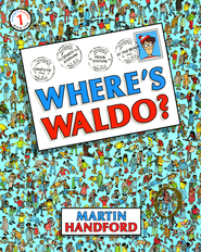 #1: Where's Waldo?  -     By: Martin Handford
