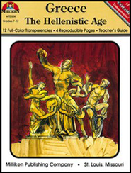 Greece The Hellenistic Age  -