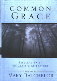 Common Grace, Slightly Imperfect   -              By: Mary Batchelor