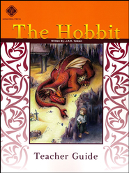 The Hobbit, Literature Guide 5th Grade, Teacher's Edition  -