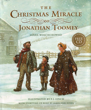 The Christmas Miracle Of Jonathan Toomey With CD  -     By: Susan Wojciechowski