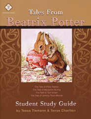 Tales From Beatrix Potter, Literature Guide 2nd Grade, Student Edition  -