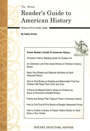 The Artner Reader's Guide to American History   -     By: Kathy Artner