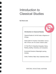 Introduction to Classical Studies Guide   -     By: Cheryl Lowe