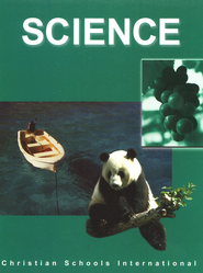 Christian Schools International Science Student Book 3  -     By: Barbara Ferrier, Timothy Eimer