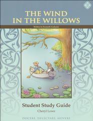 The Wind in the Willows, Literature Guide 7th Grade, Student Edition  -