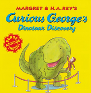 Curious George Dinosaur Discovery  -     By: H.A. Rey