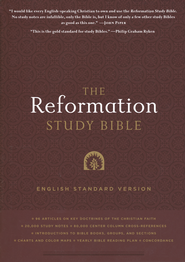 ESV Reformation Study Bible (2nd Edition) - Hardcover  -