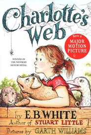 Charlotte's Web, Hardcover   -     By: E.B. White