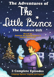 The Adventures of the Little Prince: The Greatest Gift, DVD   -