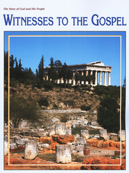 Story of God and His People: Witnesses to the Gospel (Grade 5) Student Activity Book  -              By: Rachelle Wiersma