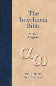 The Interlinear Greek-English New Testament   -     Edited By: Jay P. Green     By: Jay P. Green