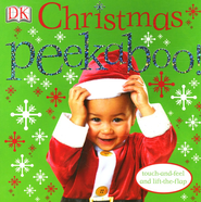 Christmas Peekaboo! Board Book   -