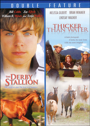 The Derby Stallion/Thicker Than Water, Double Feature DVD   -