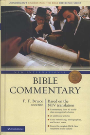 New International Bible Commentary, Based on the NIV   -     Edited By: F.F. Bruce     By: F.F. Bruce