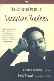The Collected Poems of Langston Hughes   -     By: Langston Hughes, Arnold Rampersad, David Roessel