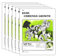 High School Bible Electives: Christian Growth PACEs 133-138  -