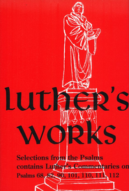 Selected Psalms II, Vol. 13 Luther's Works  -     By: Martin Luther