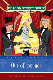 #4: Out of Bounds   -     By: Annie Bryant