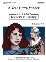 A Year Down Yonder L-I-T Study Guide   -     By: Richard Peck