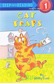 Step Into Reading, Step 1: Cat Traps   -     By: Molly Coxe