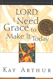 Lord, I Need Grace to Make It - Slightly Imperfect  -
