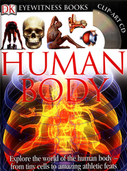 Eyewitness: Human Body, includes CD  -     By: DK Publishing