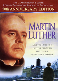 Martin Luther, DVD - 50th Anniversary Edition   -