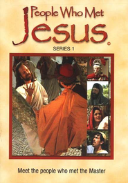 People Who Met Jesus, DVD   -