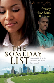 Someday List, The: A Novel - eBook  -     By: Stacy Hawkins Adams