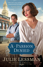 Passion Denied, A - eBook  -     By: Julie Lessman