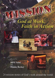 Mission: God at Work, Faith in Action   -