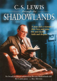 C.S. Lewis Through the Shadowlands, DVD  -
