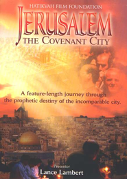 Jerusalem: The Covenant City, DVD   -