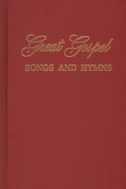 Great Gospel Songs and Hymns (Red)   -